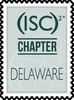 (ISC)2 Delaware chapter logo